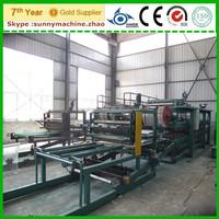China suppliers Sandwich panel machine in board making machinery