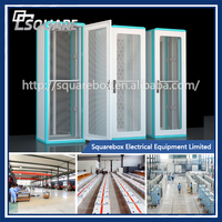 Shanghai China Supplier Types Of Aluminum Extrusion Electronic Enclosure Cabinet