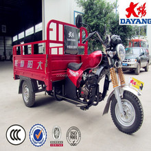 high quality 3 wheel motorcycle water cooled 200cc tricycle made in china chopper trike with cargo