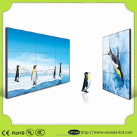 Transparent led display screen media screen 2014 led video wall screen
