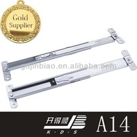 stainless steel side hinged transom window hardware