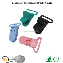 wholesale 100% qulity eco-friendly plastic clothing clips, plastic memo clip, plastic alligator clips