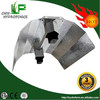 hydroponics aluminum reflector , adjustable double ended wing reflector
