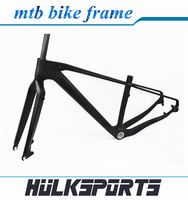 2015 hot sale New 29er bike frame MTB/29er full carbon frame mtb/Bicycle carbon frameset china,full carbon mtb frame 29er