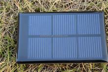 Hot sale EVA+PET laminated flexible solar panel for laptop