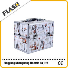 Customized Beauty Aluminium Cosmetic Case