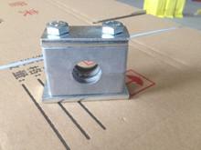 heavy series aluminium pipe/ tube clamps