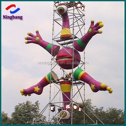NB-CT20299 Ningbang new design giant inflatable halloween monster for Halloween decoration
