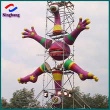 NB-CT20299 Ningbang new design giant inflatable halloween monster for Halloween decoration
