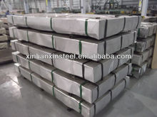 Hot sell prime quality hot dipped galvanized steel sheet / plate in tianjin