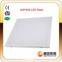 2015 TOP 10 300x300mm SMD 2835 LED print your company logo panel light DTP40B6060 glass led panel downlight /flat light