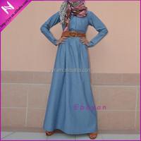 fashion jean muslim abaya