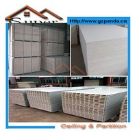 Light Weight And Colorful Magnesium Oxide Board