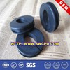 Colored oval rubber gasket for chair