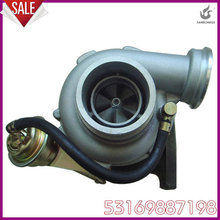 K16 53169887198 53169887107 do carregador de Turbo Turbocharger para KKK