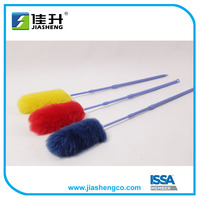 Lambswool Cleaning Wool Duster With Plastic Handle