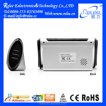 New product motion detection wireless clock radio video hidden camera
