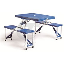 Outdoor Plastic Folding Table and Chair