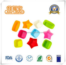 Durable antique silicone cup ice mold