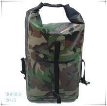 durable welded traveling camoflague waterproof backpack