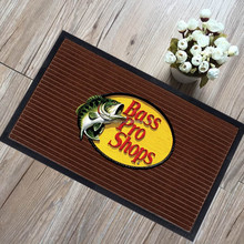 Custom Advertising Gift Logo Door Mat, for brands, sports teams, event and promotion