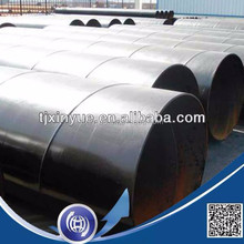 Carbon Steel Pipe Diameter 1500mm / SSAW Spiral Welded Steel Pipe