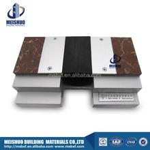 surface mounted rubber interior flush concrete joint caulk