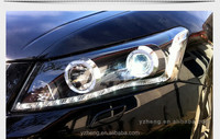 CE CCC Emark certification chinese auto spare parts led automotive lights HID headlight