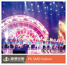 LED backdrop screen hd p6 led big full screen photos/alibaba com cn/xx