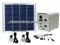 EverExceed Metal 50w Solar Home System with 5~60V PV Modules