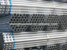 Best sale high quality GI large diameter seamless and welded structural round steel pipe with cheapest price in all sizes