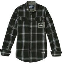 camisa de color negro