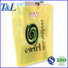 Packaging Christmas gift and shopping HDPE plastic die cut handle bag