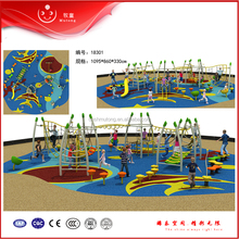 playground outdoor rope climbing frames
