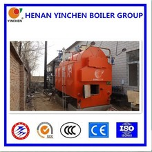 good quality industrial pellet steam boiler wood used industry made in China