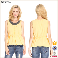 Sexy Loose Tank Tops Wholesale Women Clothes Turkey