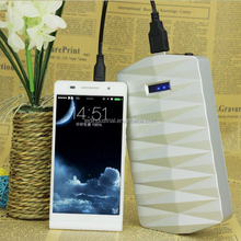 power bank USB dual charger for mobile gift 10000mah mobile power source