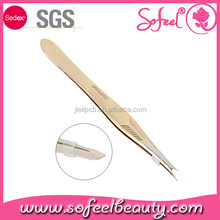 Sofeel stainless steel eyebrow clip wholesale