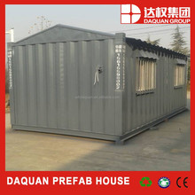 DAQUAN lowes cheap mobile prefab container homes, container house kits use sip panels