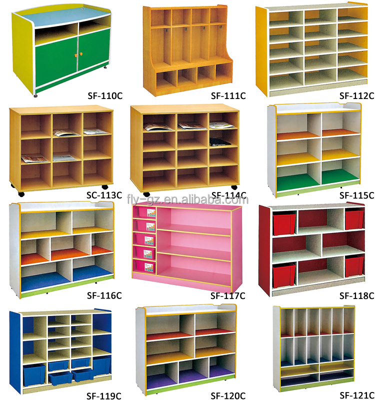 kindergarten store cabinet /kid furniture
