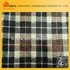 HF10002-2C 100% cotton tartan plaid print knitted fabric stocklot