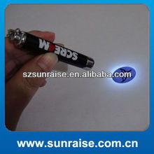 led logo projector keychain wholesale