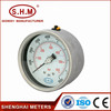 Back connection bourdon tube type pressure gauge,China supplier