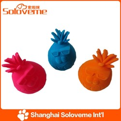 Eco-friendly Beautiful Pet Flocking Unique Design Toys Dog Lovely Toy Products