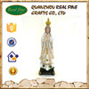 2015 hot resin our lady of FATIMA religious statue wholesale