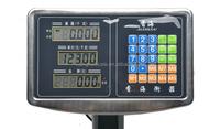 LCD Display Stainless Steel Price Computing Digital Indicator
