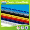 corrugated pp sheet , corrugated plastic sheet