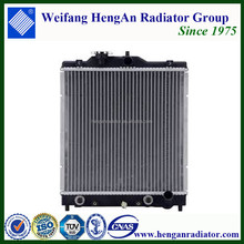 new design aluminum radiator suitable for car truck bus motorcycle