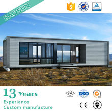 Individual Custom Prefabricated Container house for Camp