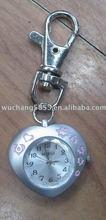 Clock Key Chain/key chain/metal key chain